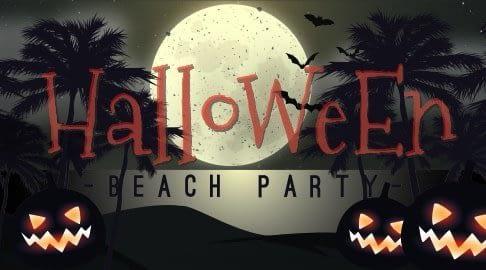 Halloween Beach Party