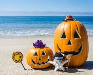 Beach Halloween