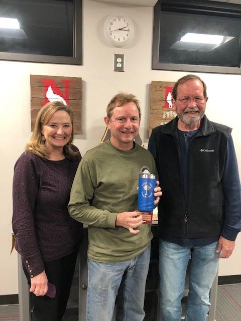 Scott Lane Receives Palmetto Award